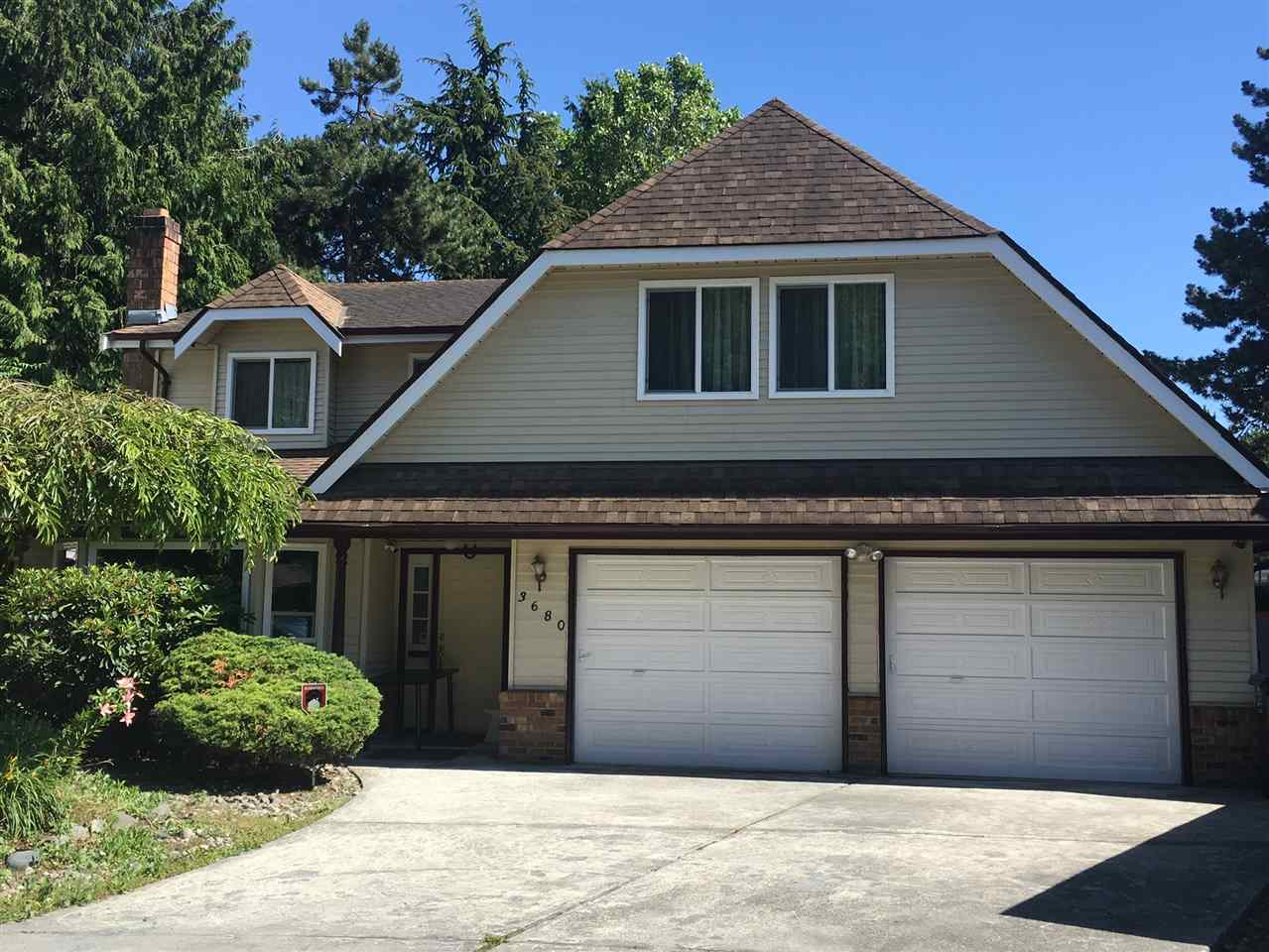 Detached at 3680 HOWELL COURT, Richmond, British Columbia. Image 1