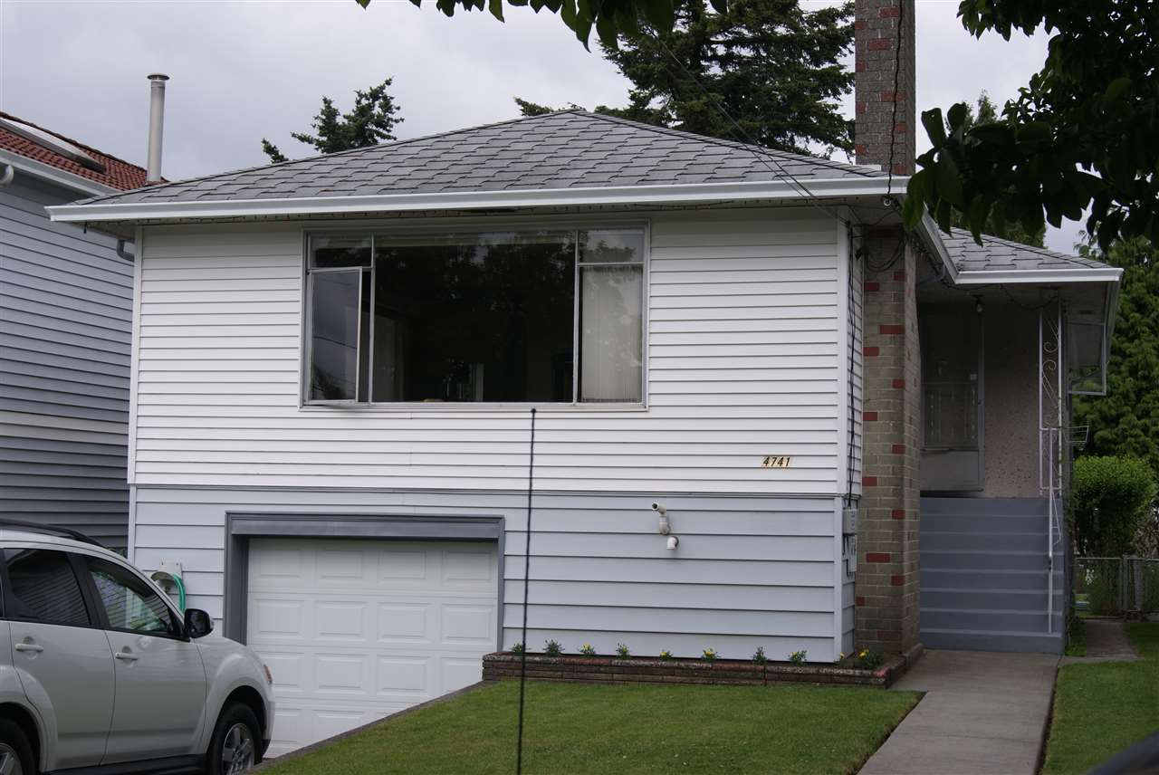 Detached at 4741 GOTHARD STREET, Vancouver East, British Columbia. Image 1