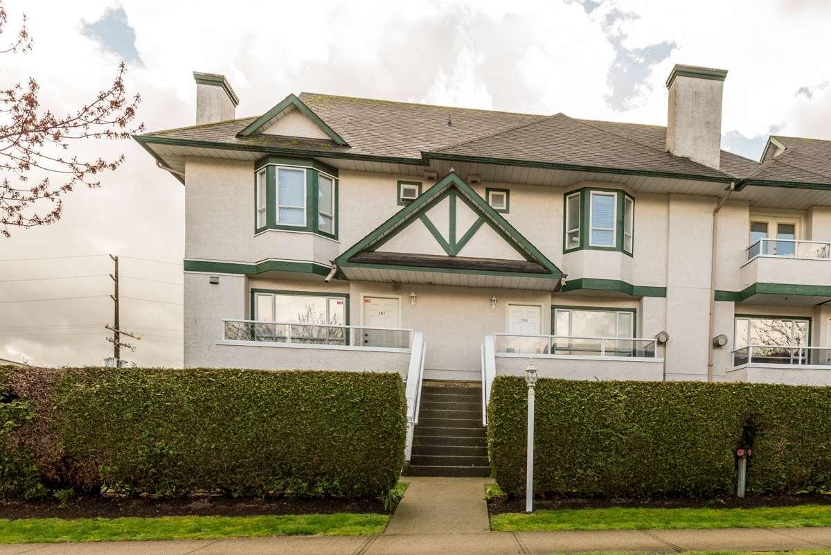 Townhouse at 206 3978 ALBERT STREET, Unit 206, Burnaby North, British Columbia. Image 1