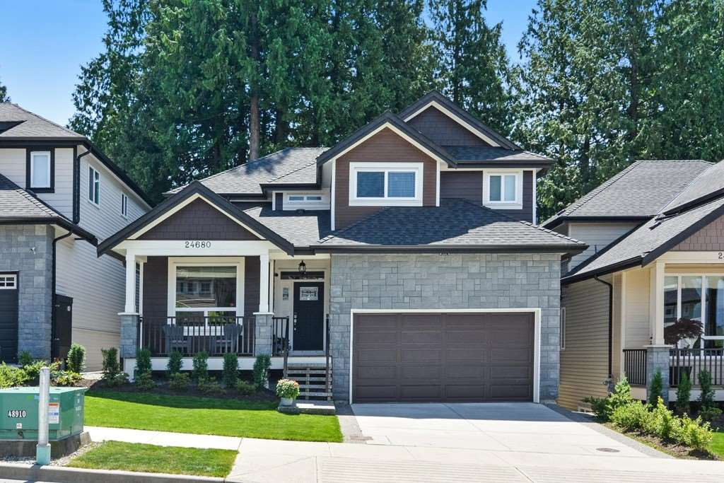 Detached at 24680 100A AVENUE, Maple Ridge, British Columbia. Image 1