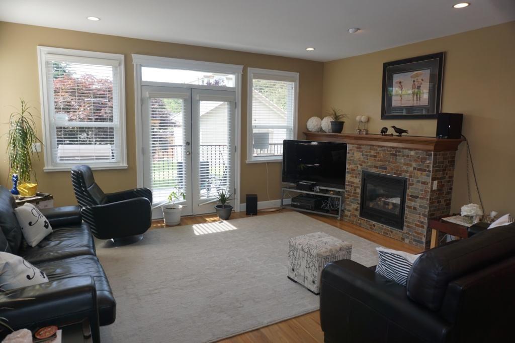 Half-duplex at 609 LANGSIDE AVENUE, Coquitlam, British Columbia. Image 3