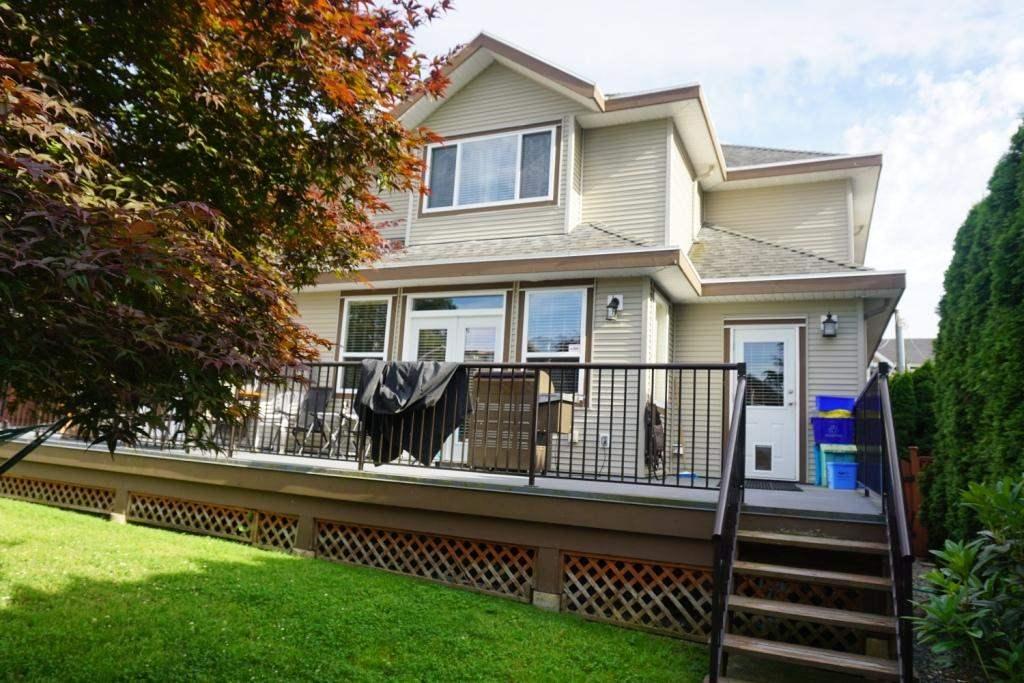 Half-duplex at 609 LANGSIDE AVENUE, Coquitlam, British Columbia. Image 12