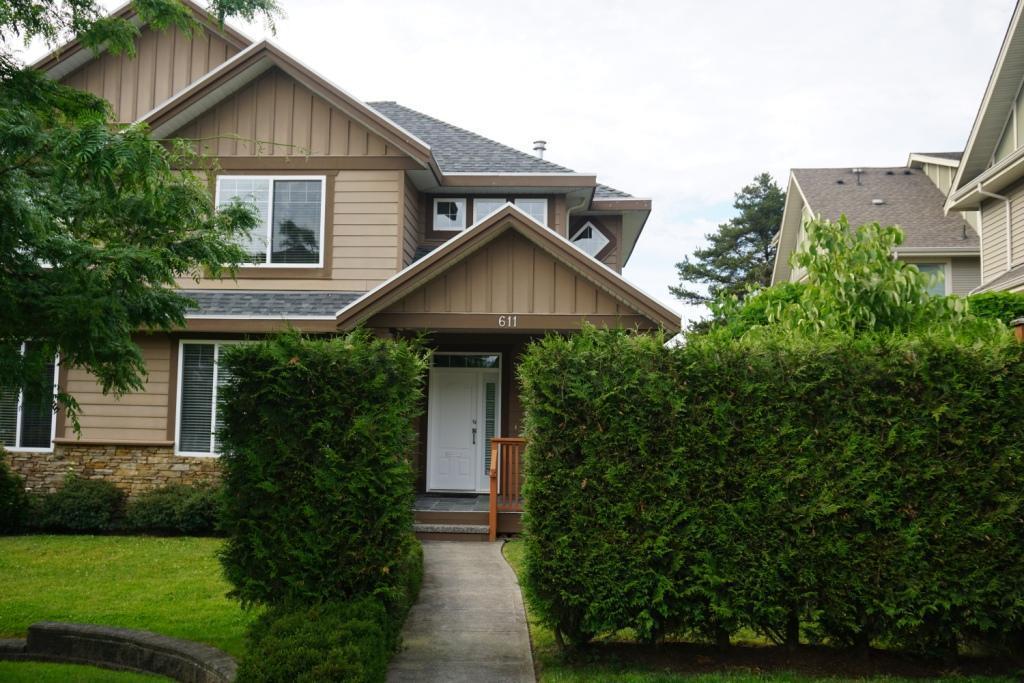 Half-duplex at 611 LANGSIDE AVENUE, Coquitlam, British Columbia. Image 2