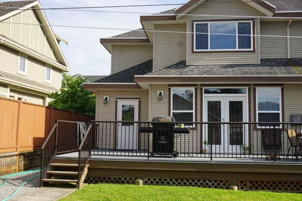 Half-duplex at 611 LANGSIDE AVENUE, Coquitlam, British Columbia. Image 13
