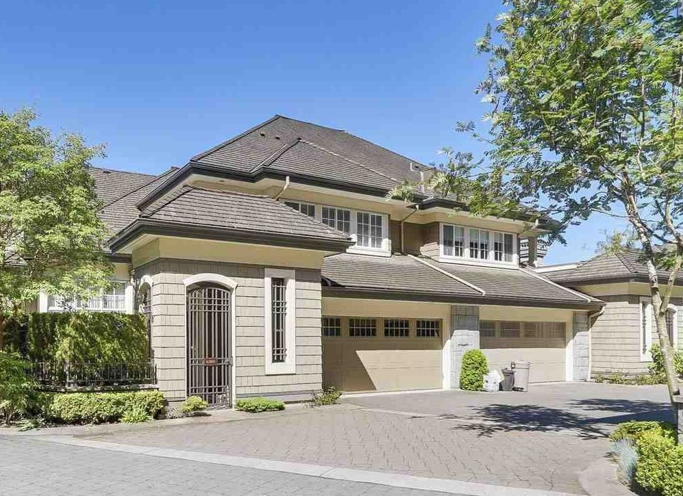 Townhouse at 6380 LARKIN DRIVE, Vancouver West, British Columbia. Image 1