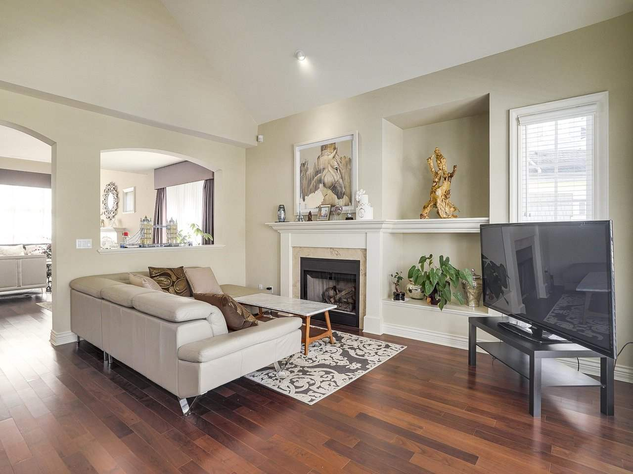 Townhouse at 6380 LARKIN DRIVE, Vancouver West, British Columbia. Image 6