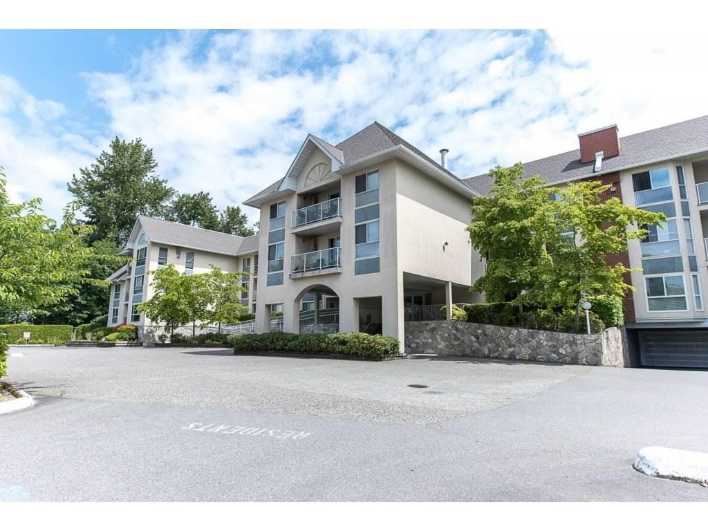 Condo Apartment at 102 19835 64 AVENUE, Unit 102, Langley, British Columbia. Image 1