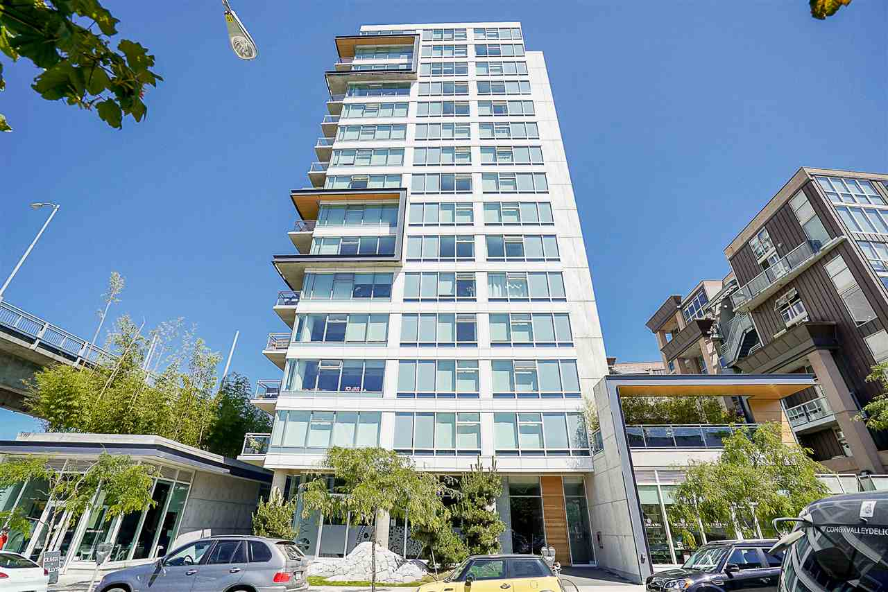 Condo Apartment at 701 1565 W 6TH AVENUE, Unit 701, Vancouver West, British Columbia. Image 1
