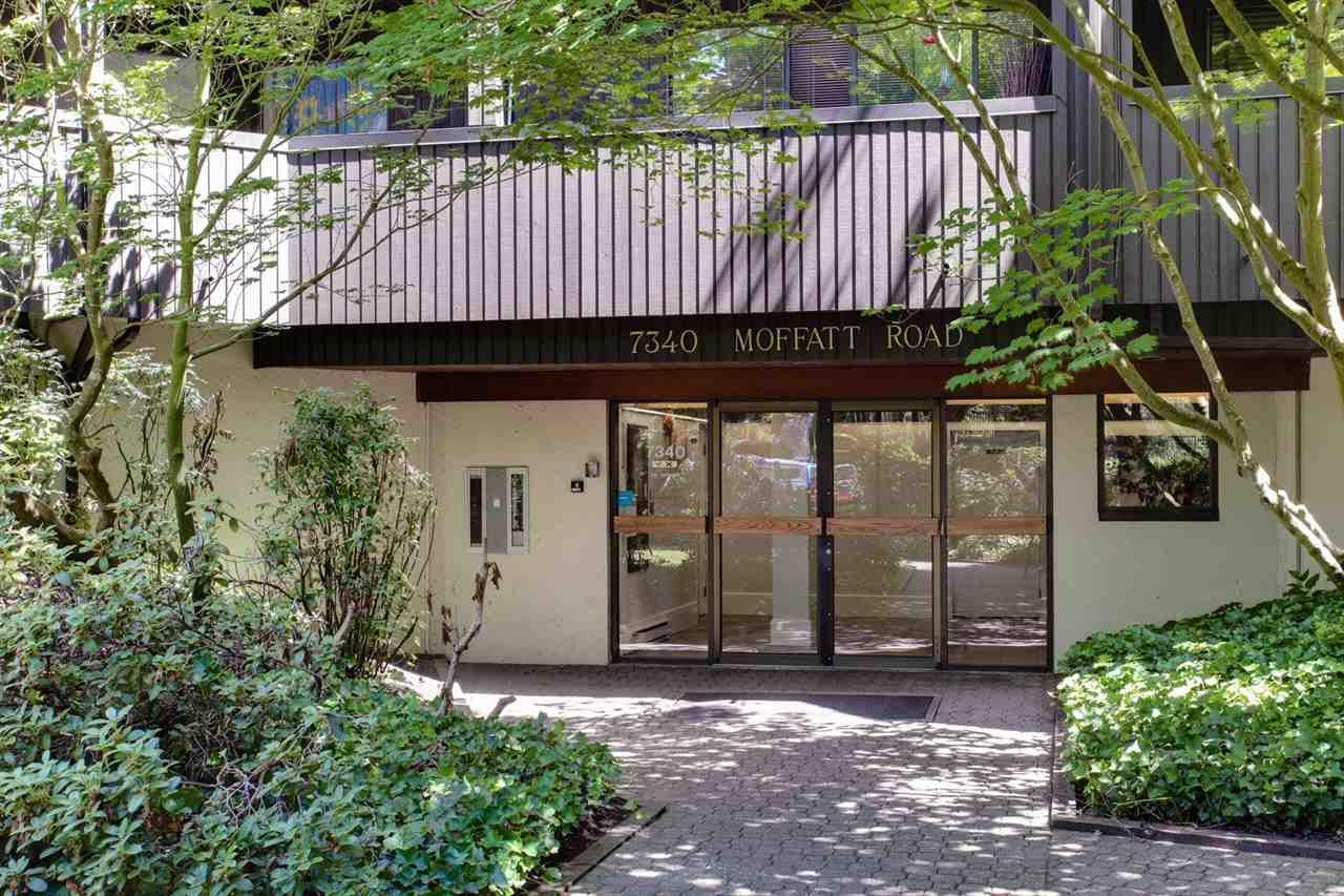 Condo Apartment at 114 7340 MOFFATT ROAD, Unit 114, Richmond, British Columbia. Image 1