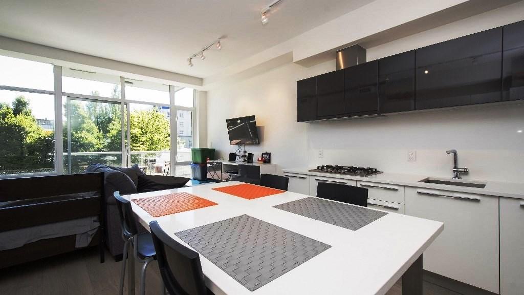 Condo Apartment at 218 108 E 1ST AVENUE, Unit 218, Vancouver East, British Columbia. Image 7
