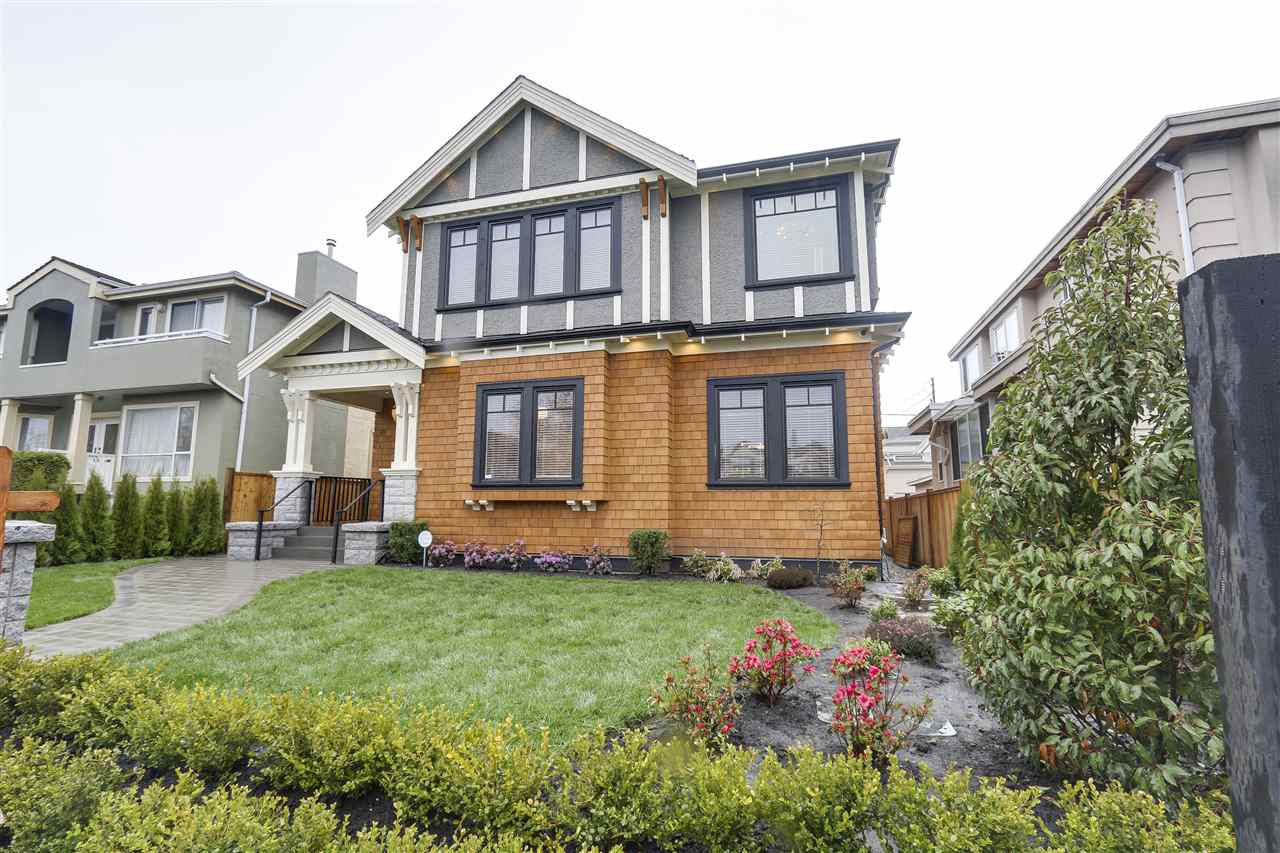 Detached at 129-133 W 45TH AVENUE, Vancouver West, British Columbia. Image 1