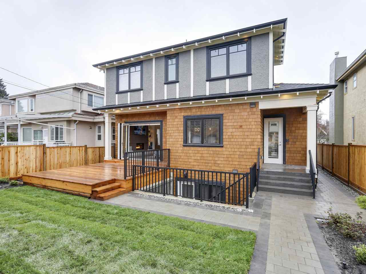 Detached at 129-133 W 45TH AVENUE, Vancouver West, British Columbia. Image 8