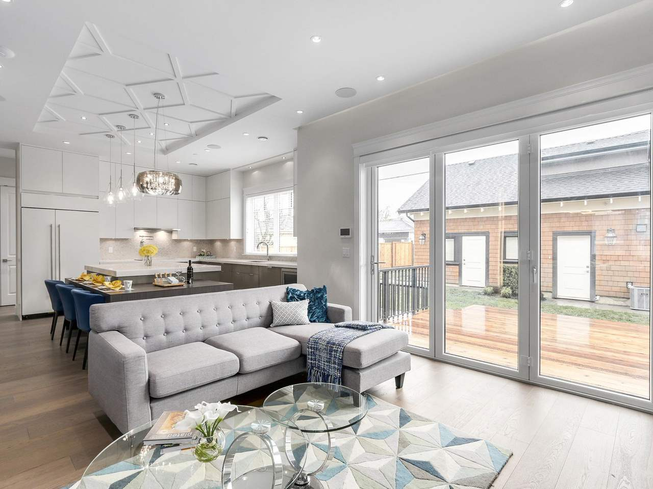 Detached at 129-133 W 45TH AVENUE, Vancouver West, British Columbia. Image 16