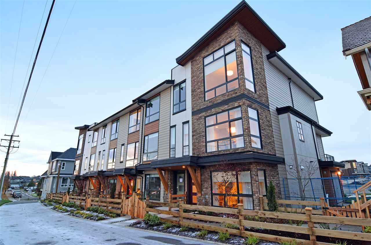 Townhouse at 135 16488 64 AVENUE, Unit 135, Cloverdale, British Columbia. Image 2