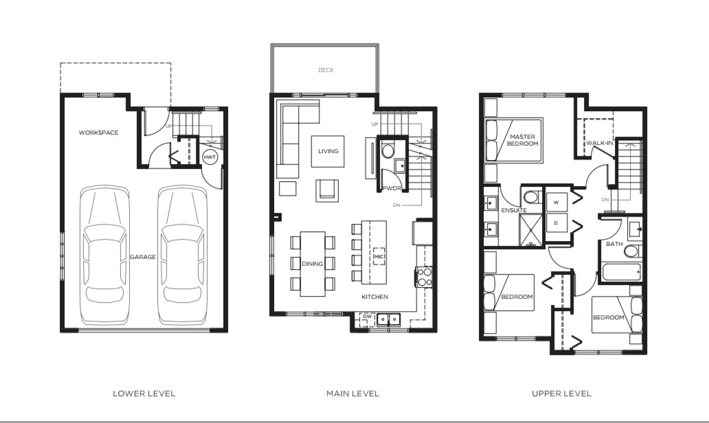 Townhouse at 1 5058 SAVILE ROW, Unit 1, Burnaby South, British Columbia. Image 5