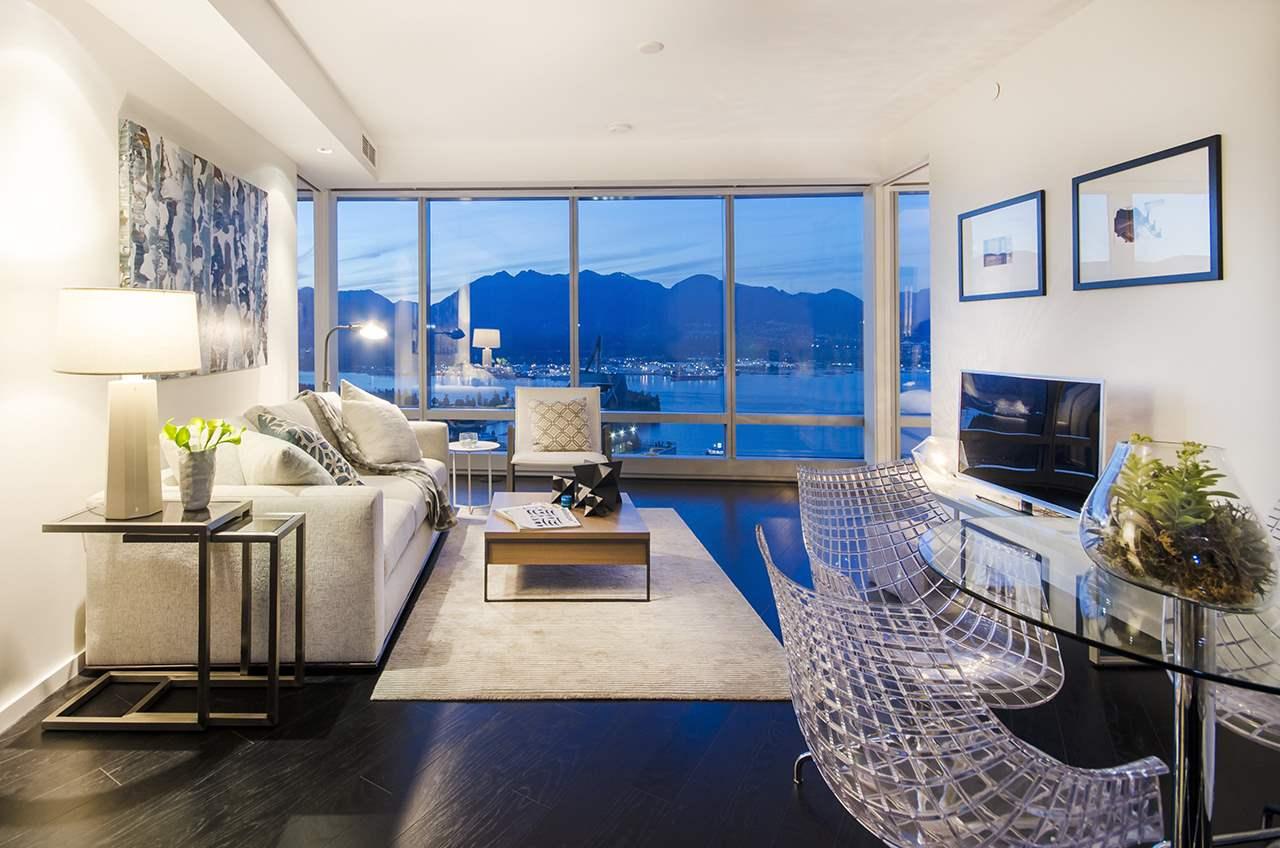 Condo Apartment at 5105 1151 W GEORGIA STREET, Unit 5105, Vancouver West, British Columbia. Image 1