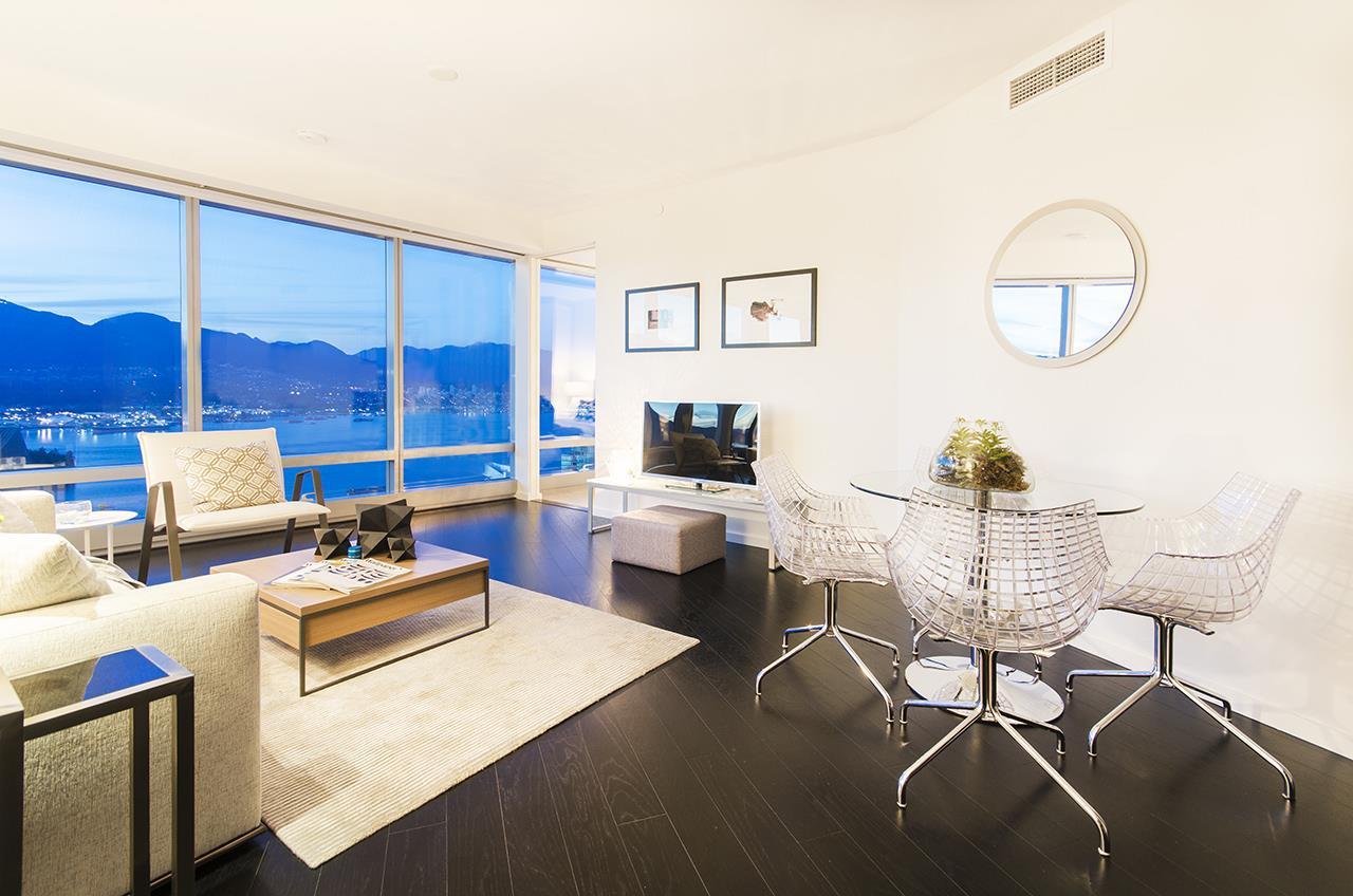 Condo Apartment at 5105 1151 W GEORGIA STREET, Unit 5105, Vancouver West, British Columbia. Image 2