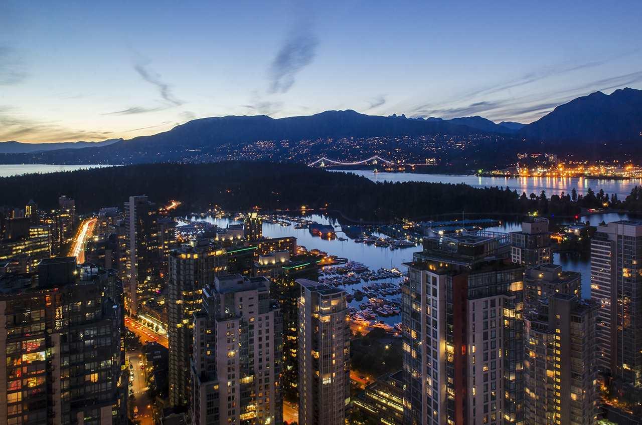 Condo Apartment at 5105 1151 W GEORGIA STREET, Unit 5105, Vancouver West, British Columbia. Image 9