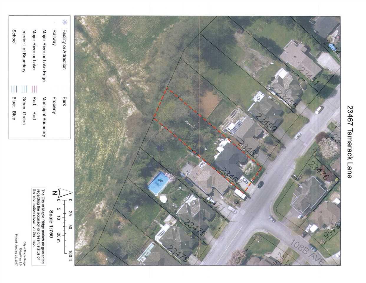 Detached at 23467 TAMARACK LANE, Maple Ridge, British Columbia. Image 19