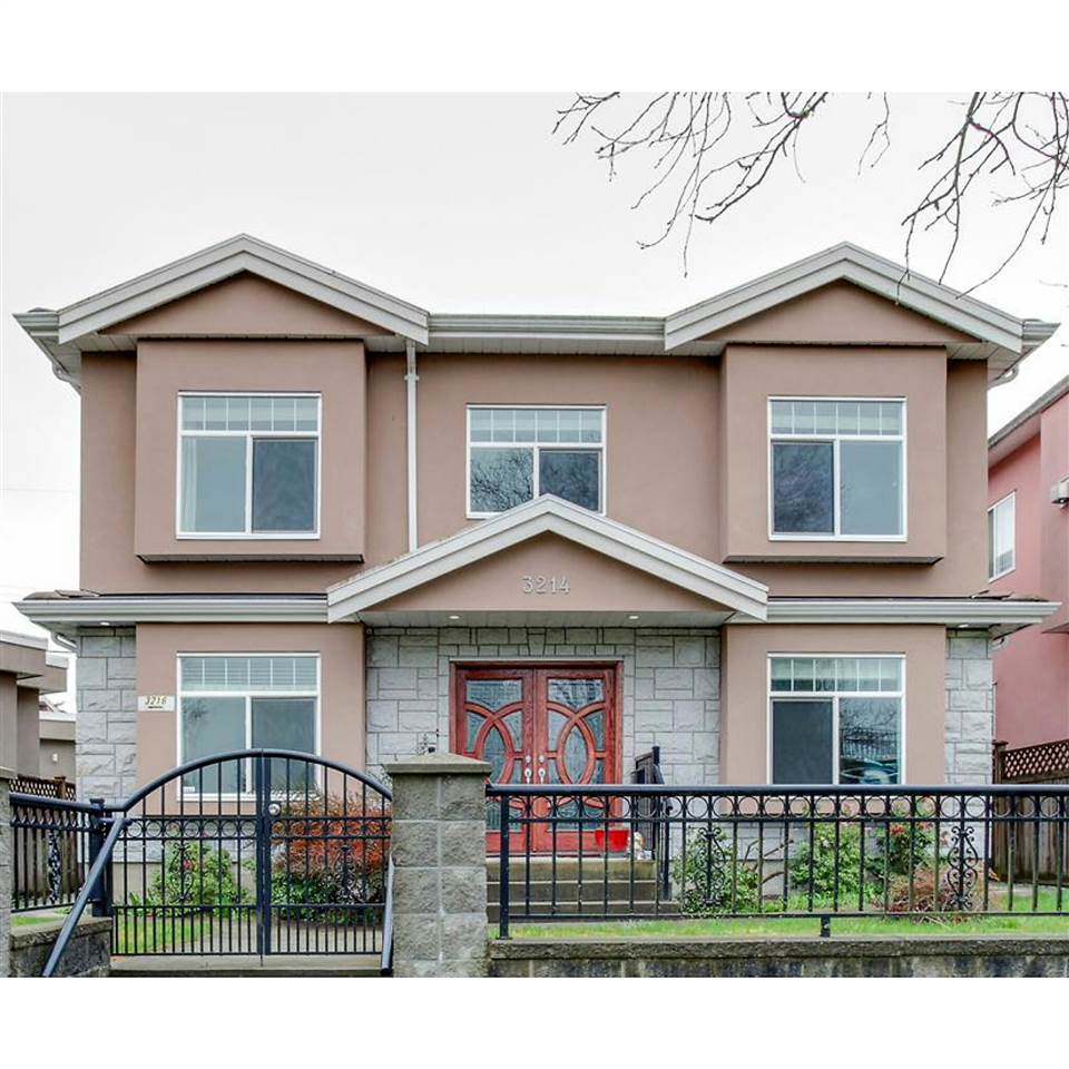 Detached at 3214 MATAPAN CRESCENT, Vancouver East, British Columbia. Image 1