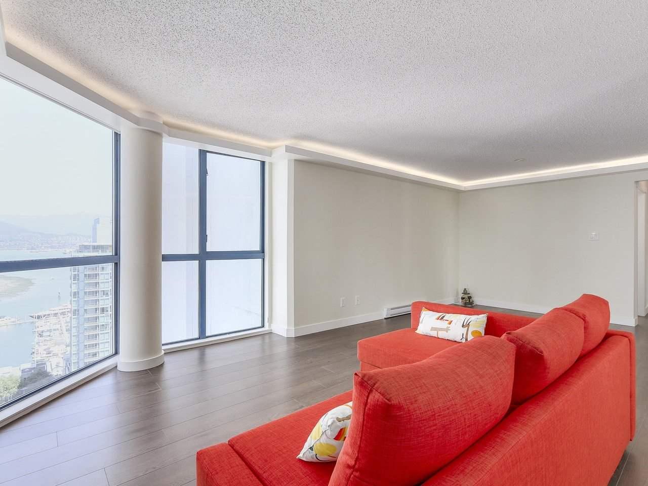 Condo Apartment at 1501 1415 W GEORGIA STREET, Unit 1501, Vancouver West, British Columbia. Image 2