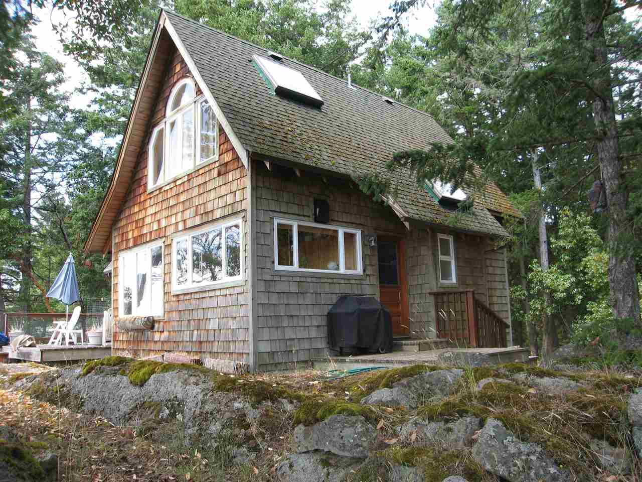 Detached at 146 PHILLIMORE POINT ROAD, Islands-Van. & Gulf, British Columbia. Image 18