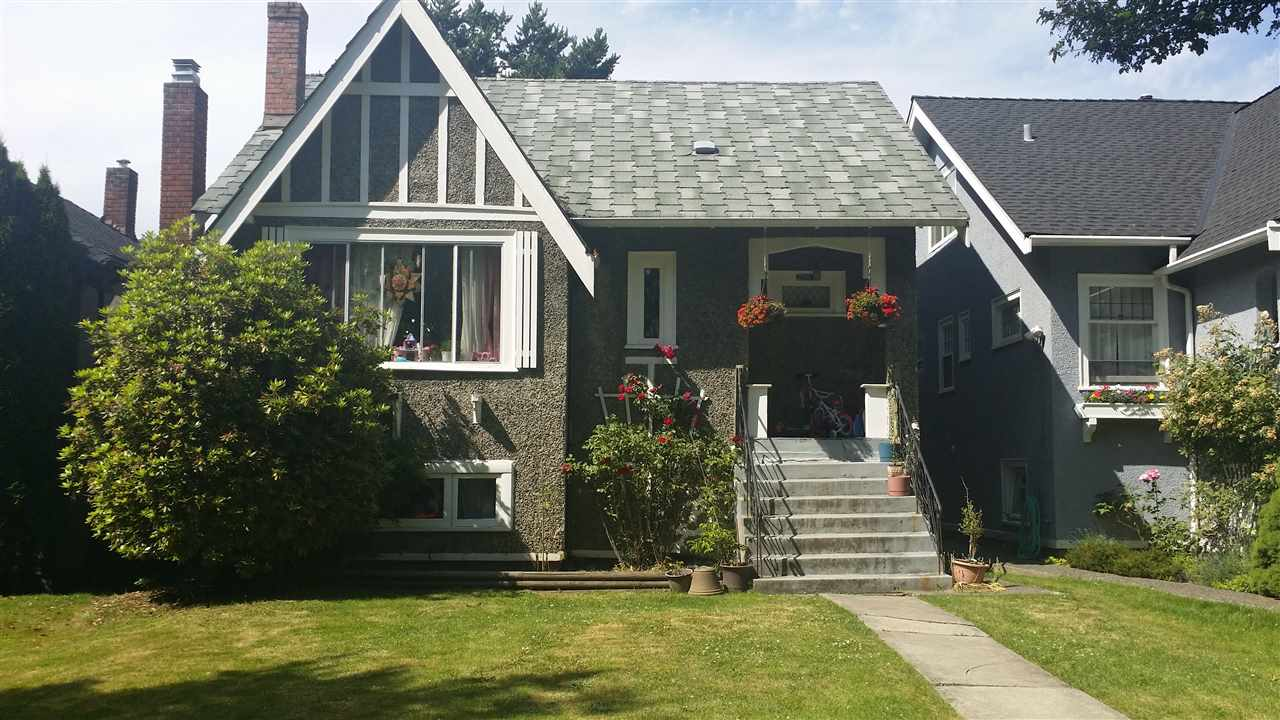 Detached at 2861 W 15TH AVENUE, Vancouver West, British Columbia. Image 1