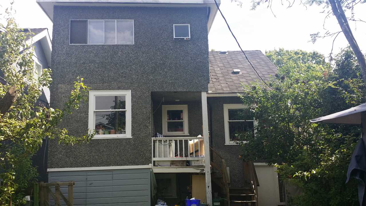 Detached at 2861 W 15TH AVENUE, Vancouver West, British Columbia. Image 2