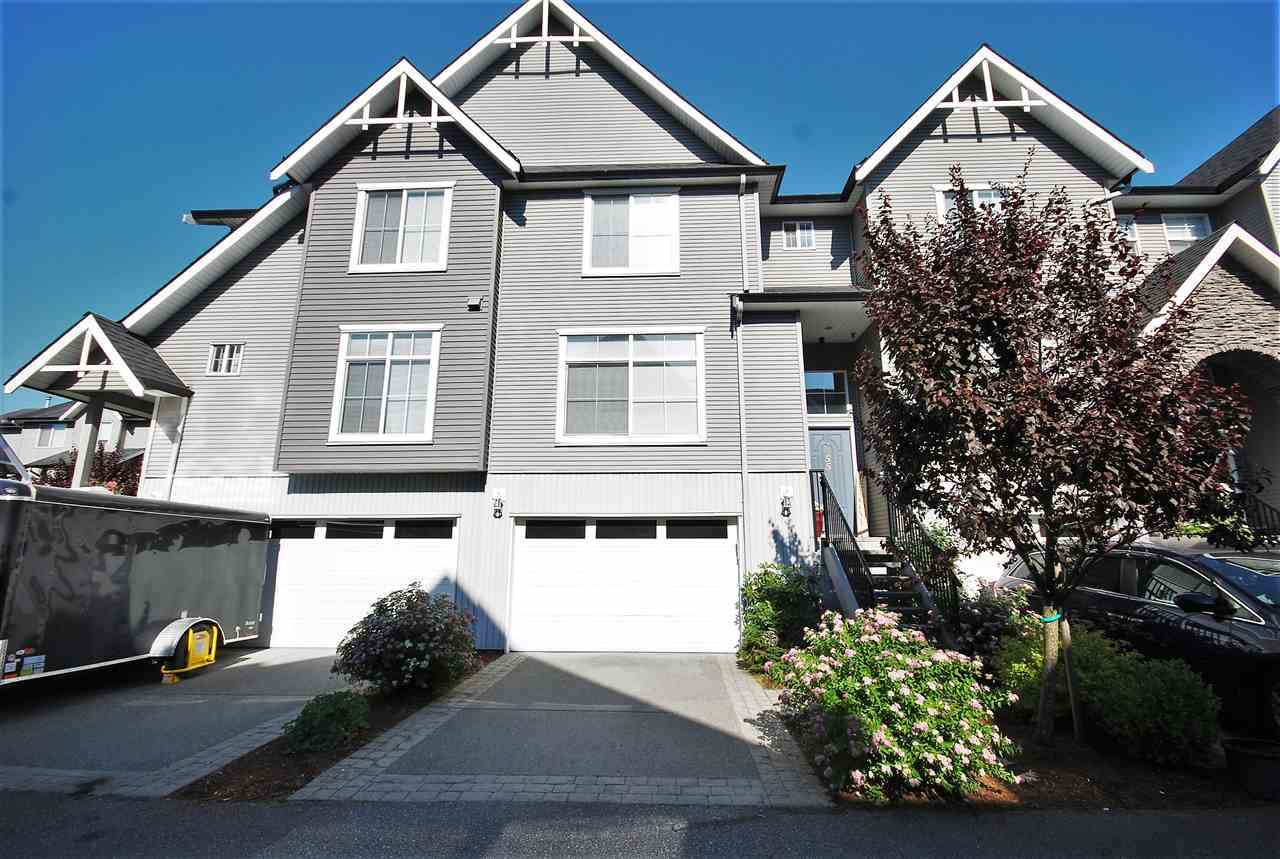 Townhouse at 55 8881 WALTERS STREET, Unit 55, Chilliwack, British Columbia. Image 1