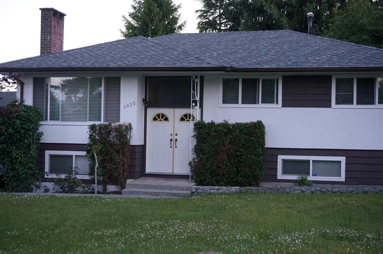 Detached at 1920 REGAN AVENUE, Coquitlam, British Columbia. Image 1