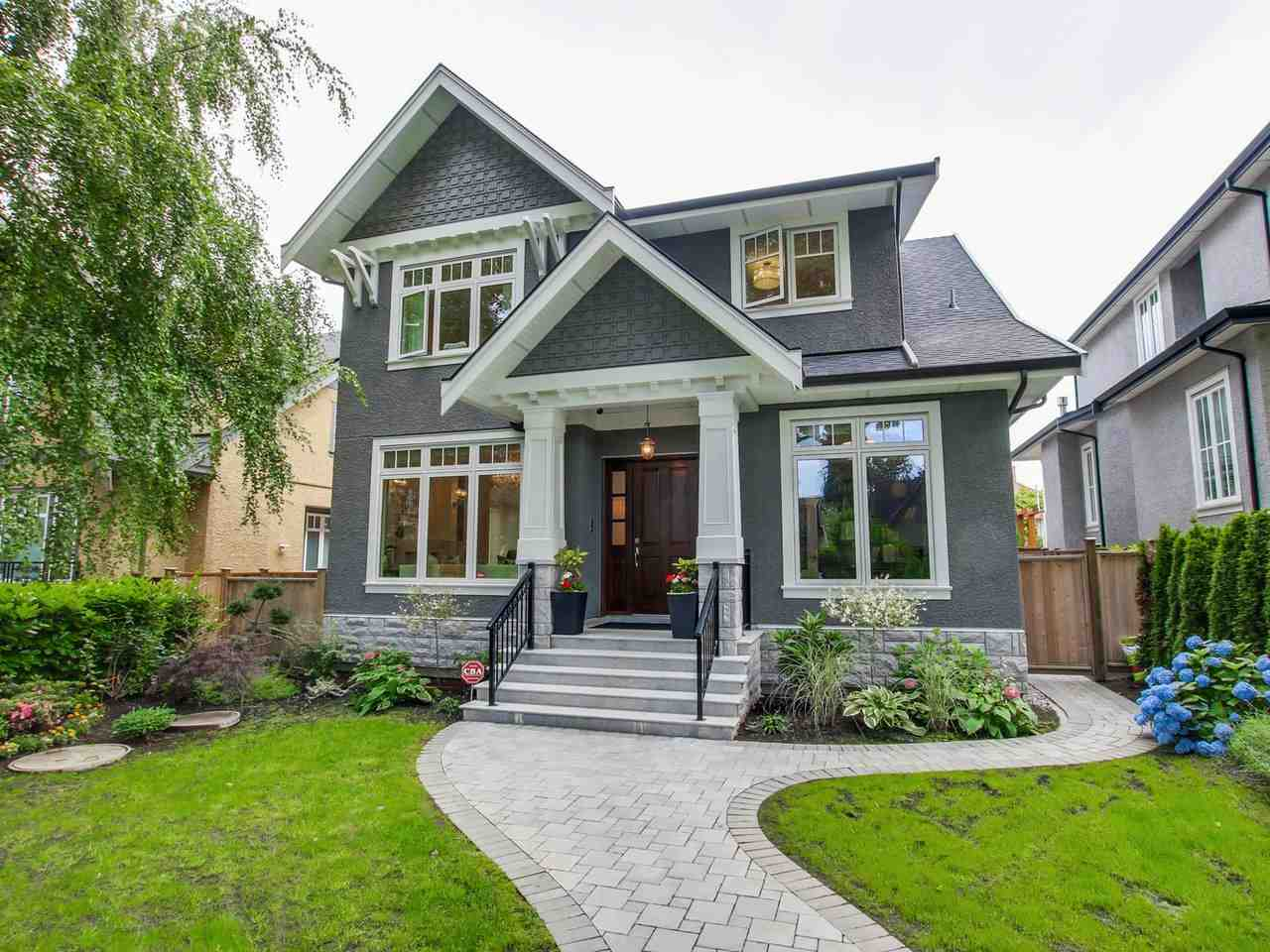 Detached at 2971 W 31ST AVENUE, Vancouver West, British Columbia. Image 1