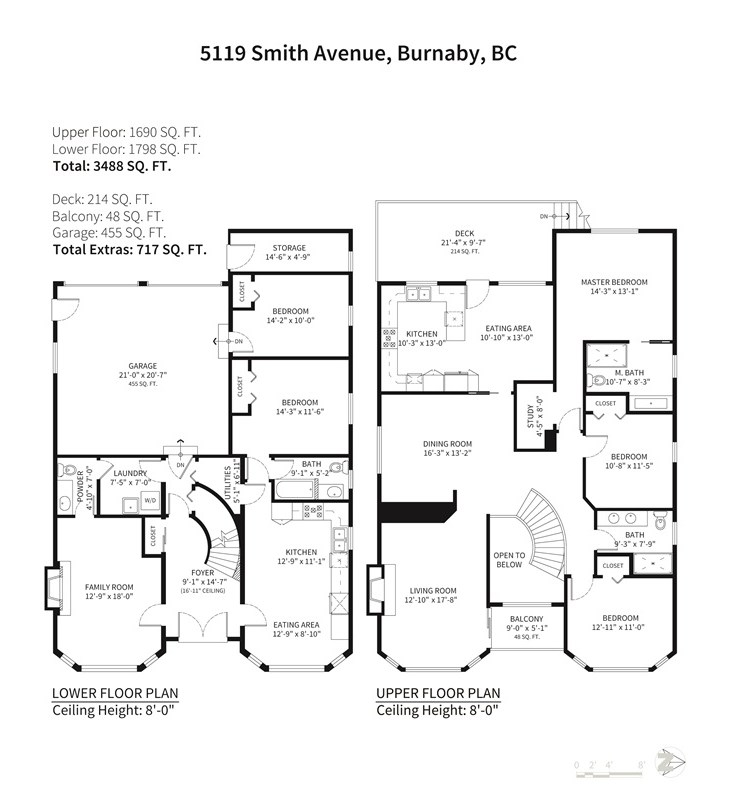 Detached at 5119 SMITH AVENUE, Burnaby South, British Columbia. Image 20