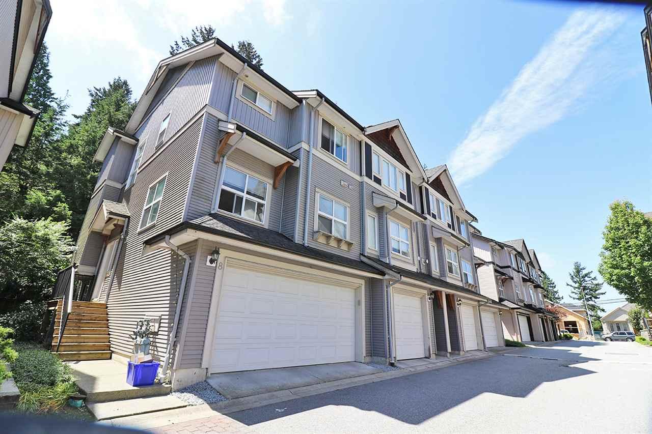 Townhouse at 8 6366 126 STREET, Unit 8, Surrey, British Columbia. Image 1