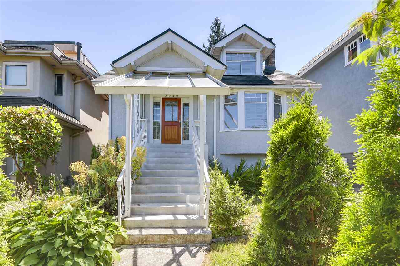 Detached at 3616 W 15TH AVENUE, Vancouver West, British Columbia. Image 3
