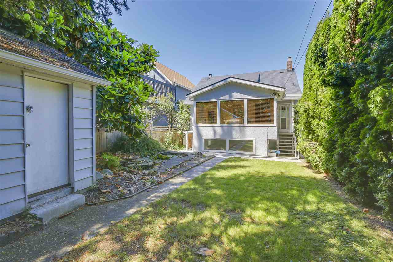 Detached at 3616 W 15TH AVENUE, Vancouver West, British Columbia. Image 19