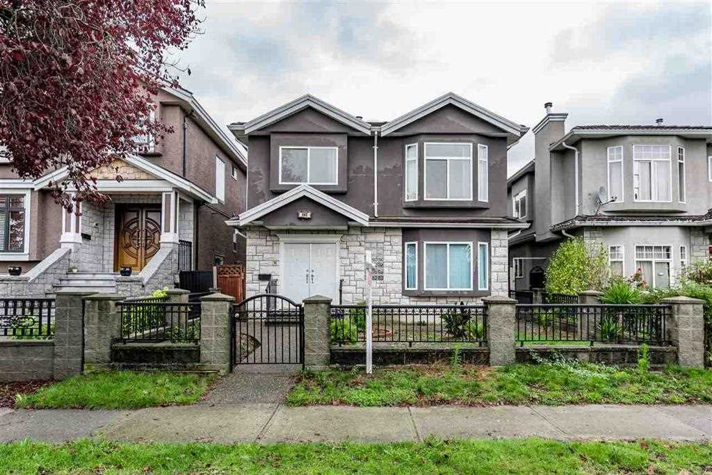 Detached at 465 E 56TH AVENUE, Vancouver East, British Columbia. Image 1