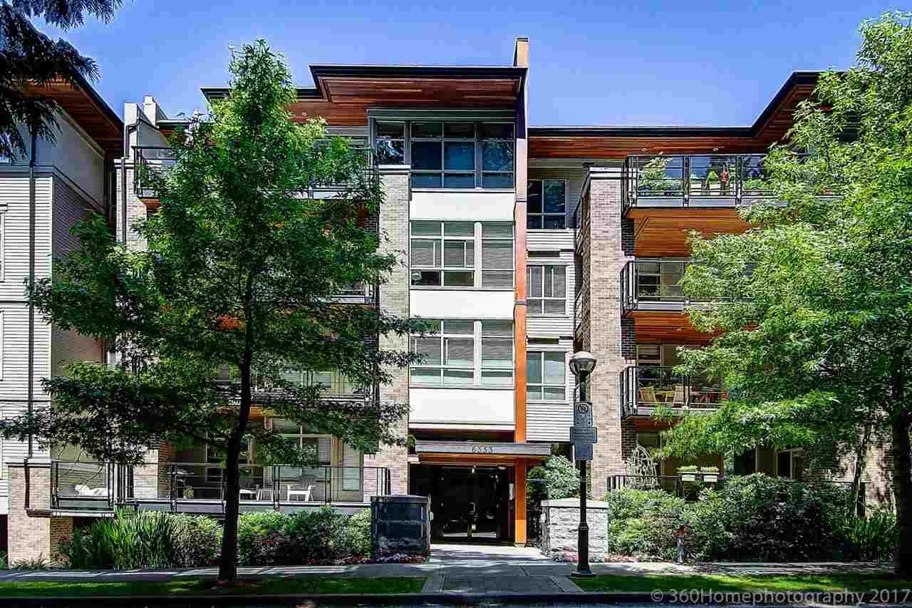Condo Apartment at 412 6333 LARKIN DRIVE, Unit 412, Vancouver West, British Columbia. Image 1