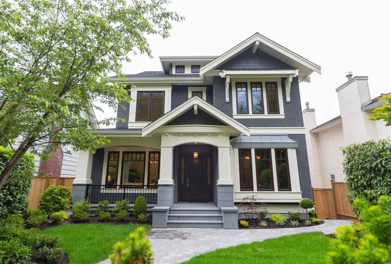 Detached at 3857 W 31ST AVENUE, Vancouver West, British Columbia. Image 1