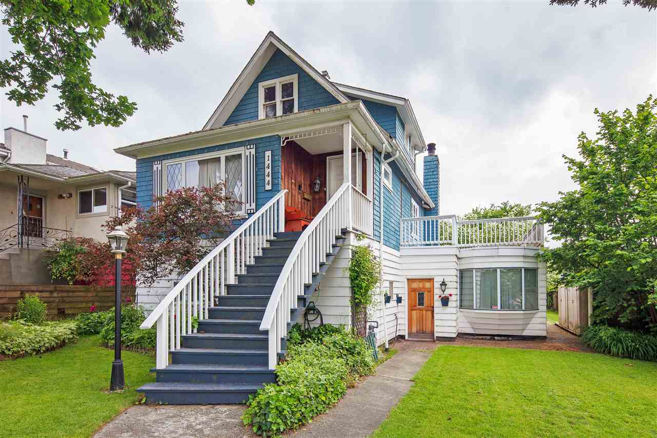 Detached at 1444 E 30TH AVENUE, Vancouver East, British Columbia. Image 2