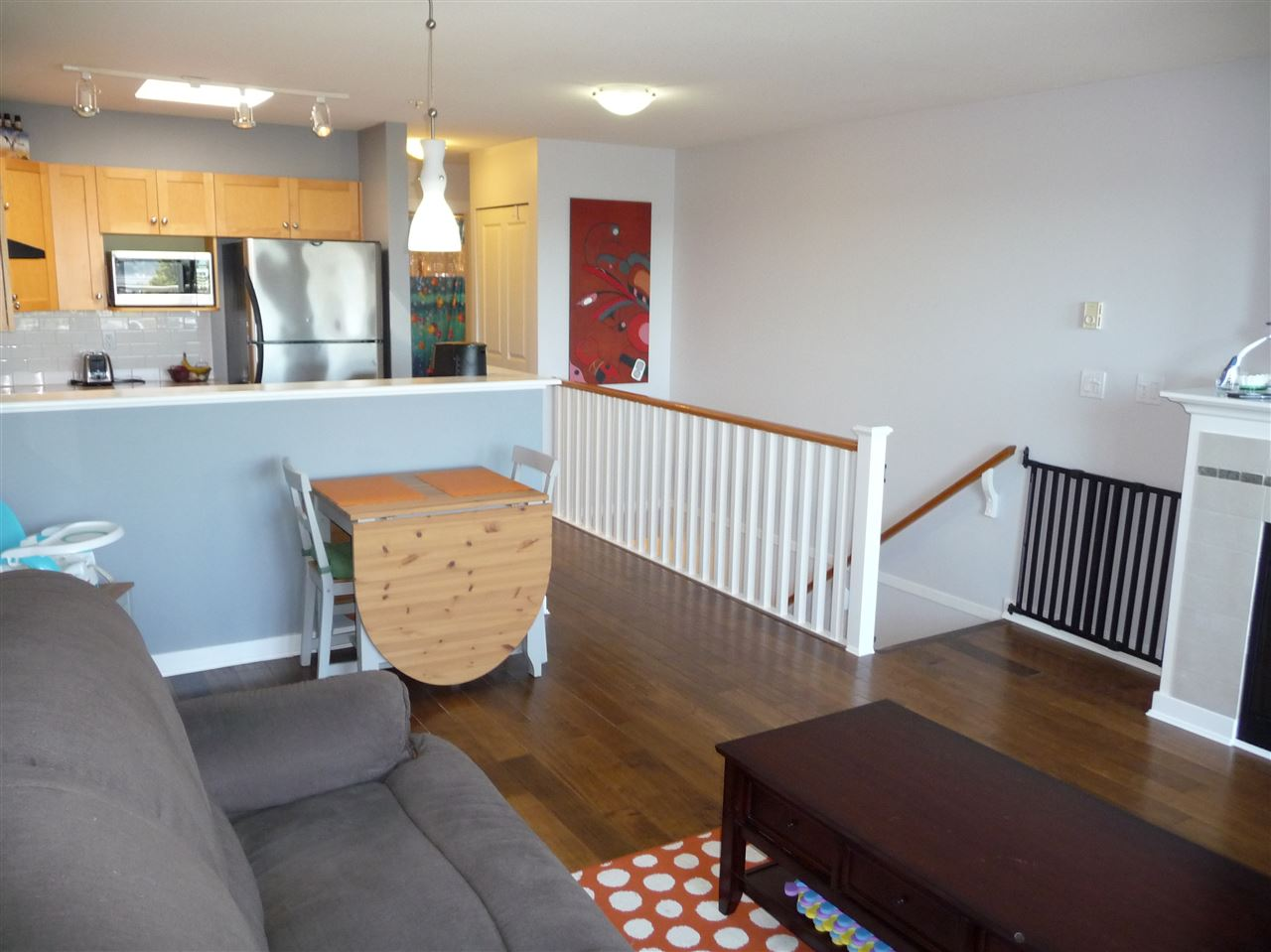 Townhouse at 11 3737 PENDER STREET, Unit 11, Burnaby North, British Columbia. Image 2