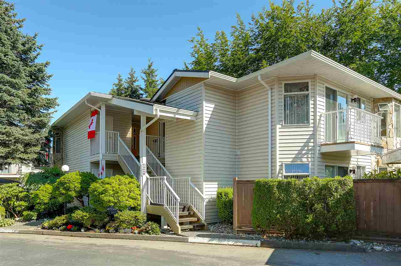 Townhouse at 201 10584 153 STREET, Unit 201, North Surrey, British Columbia. Image 1