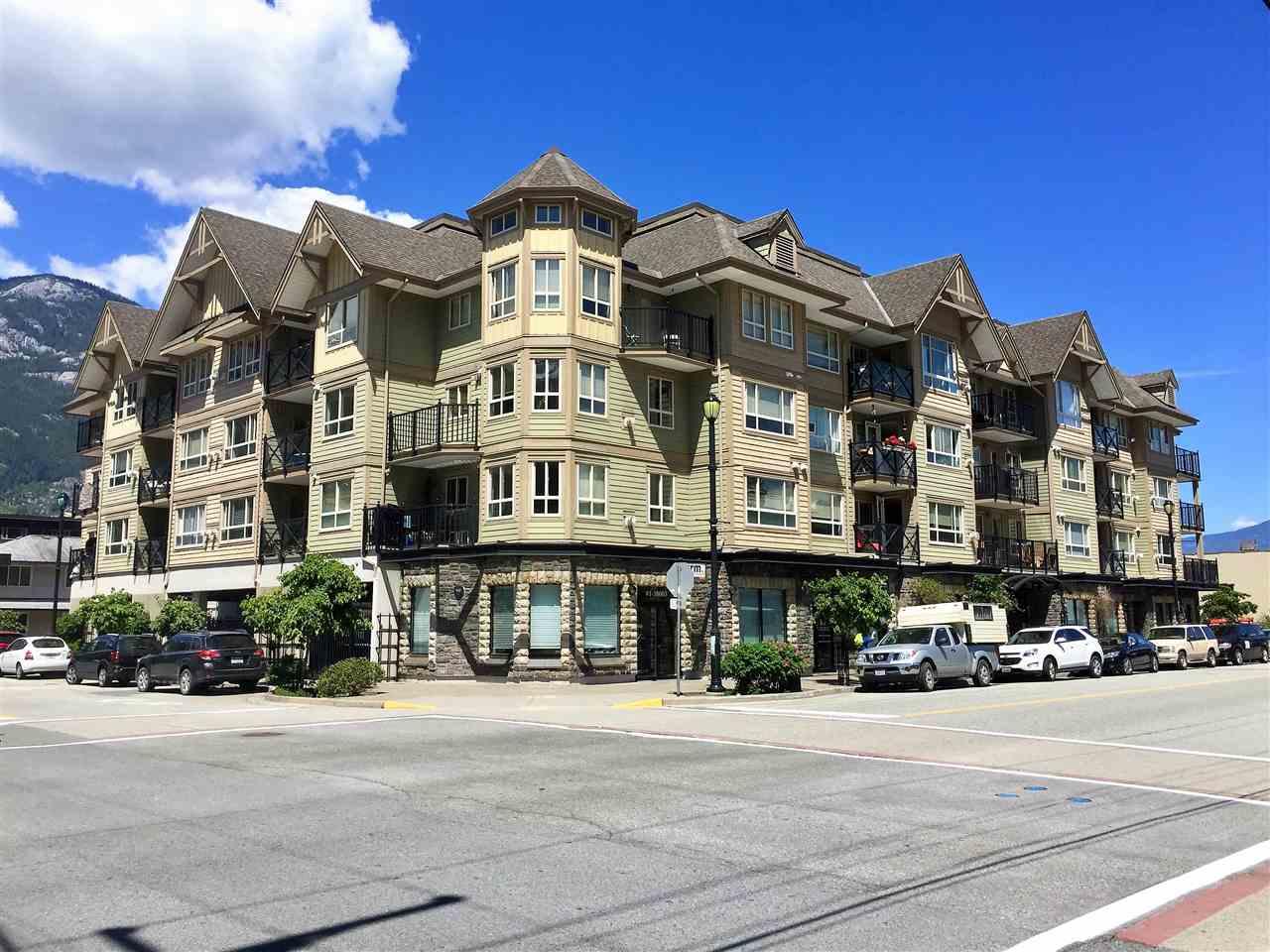 Condo Apartment at 113 38003 SECOND AVENUE, Unit 113, Squamish, British Columbia. Image 1