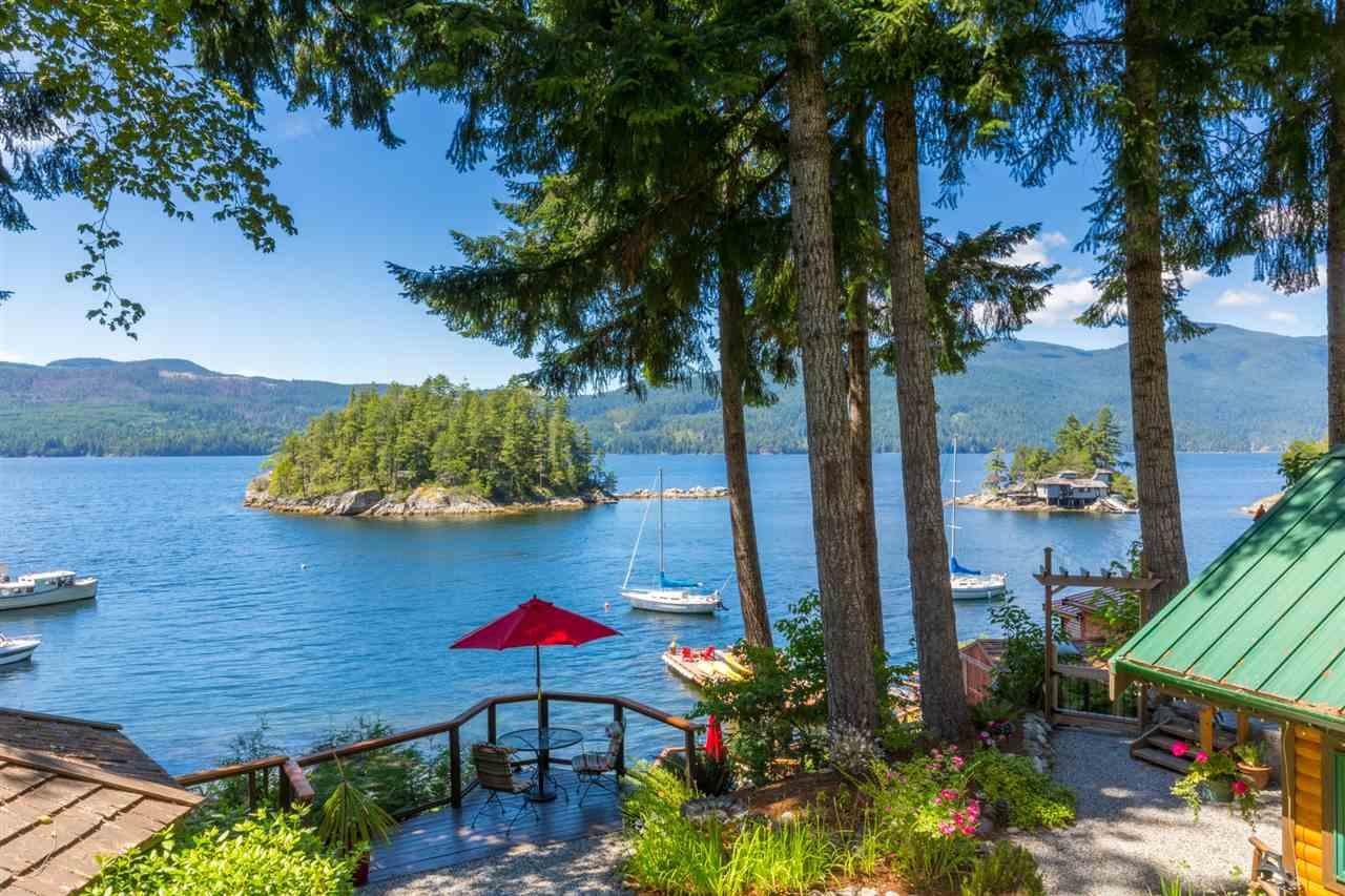 Detached at 7651 SECHELT INLET ROAD, Sunshine Coast, British Columbia. Image 1