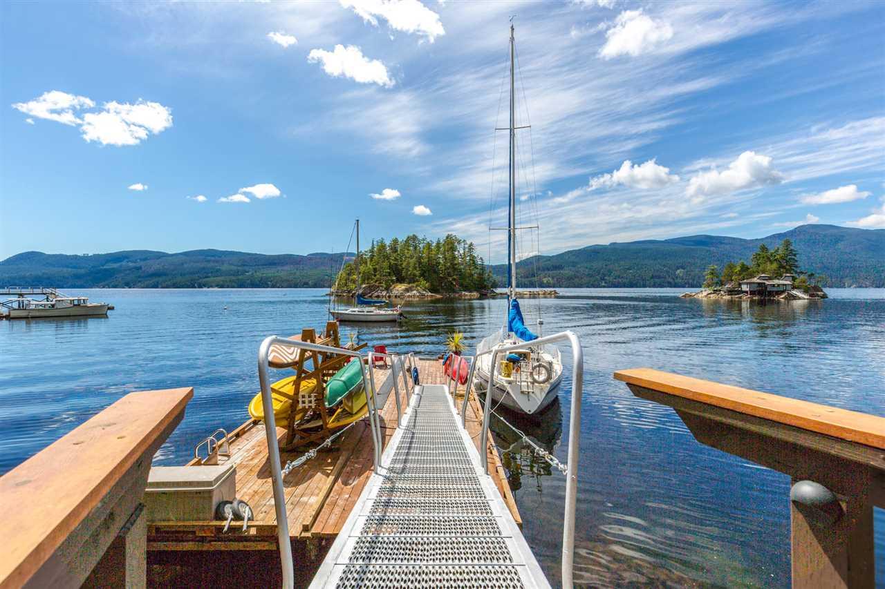Detached at 7651 SECHELT INLET ROAD, Sunshine Coast, British Columbia. Image 2