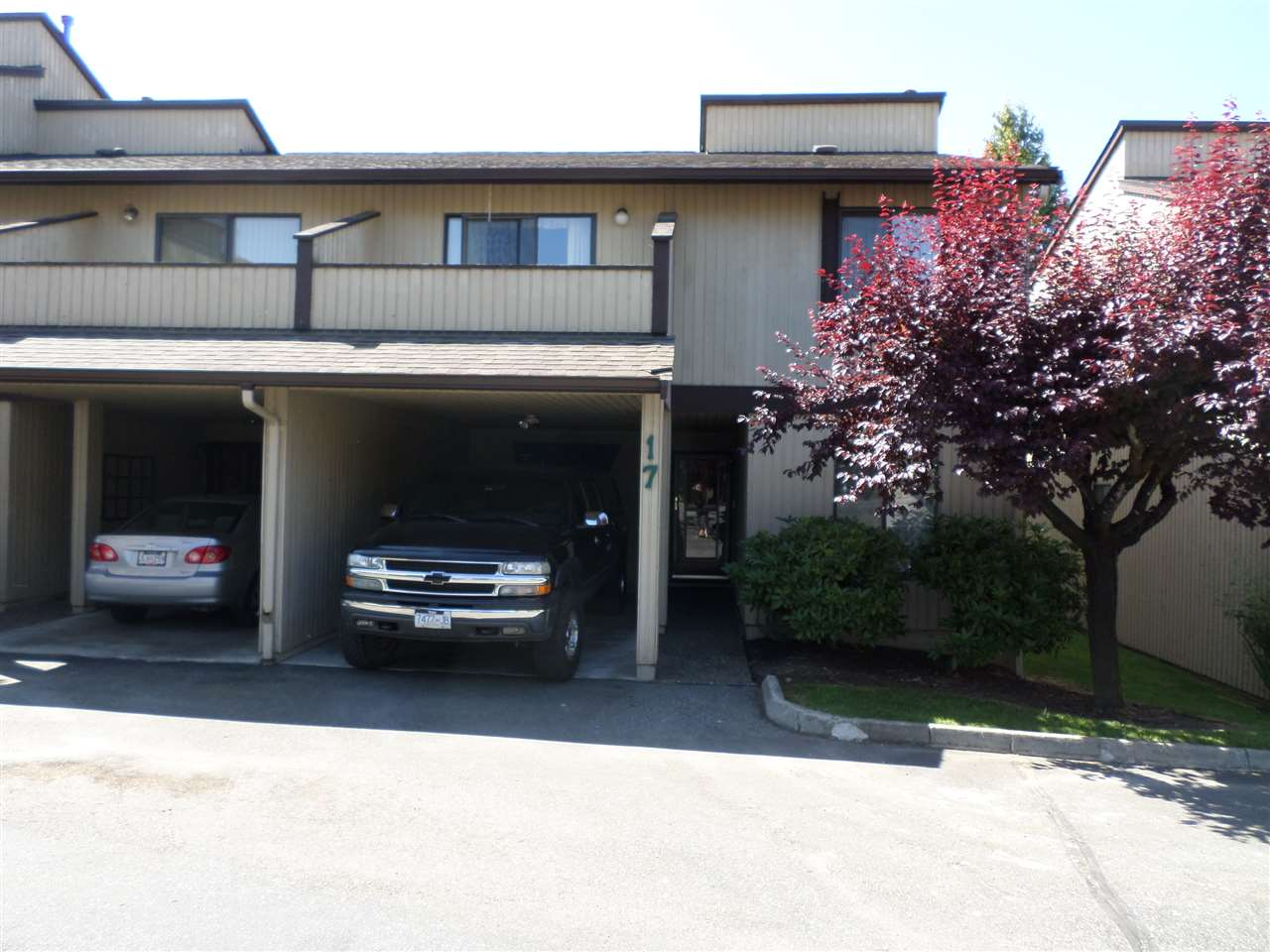 Townhouse at 17 2962 NELSON PLACE, Unit 17, Abbotsford, British Columbia. Image 1