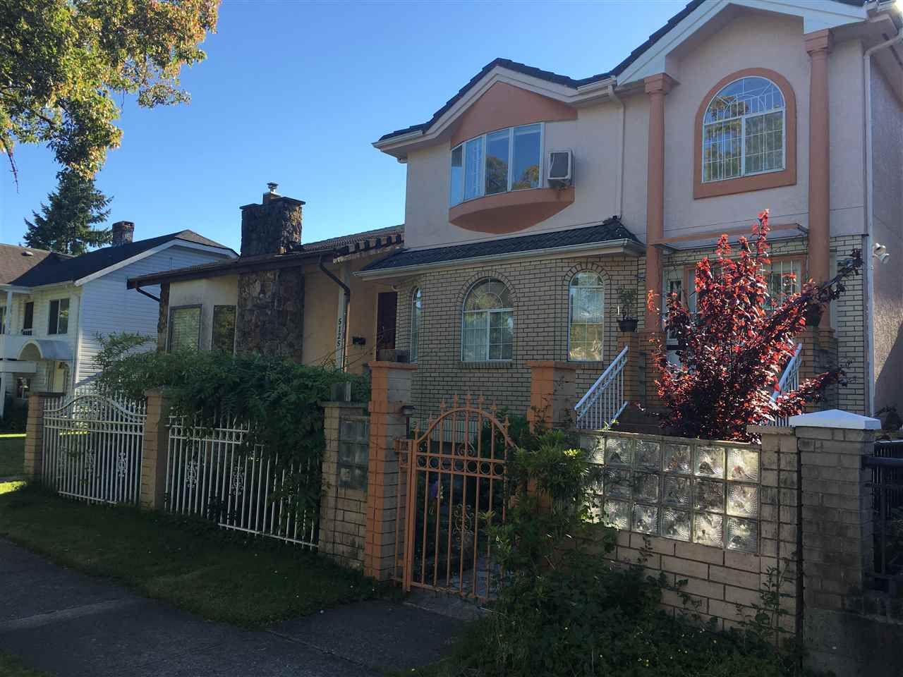 Detached at 5109 SLOCAN STREET, Vancouver East, British Columbia. Image 1