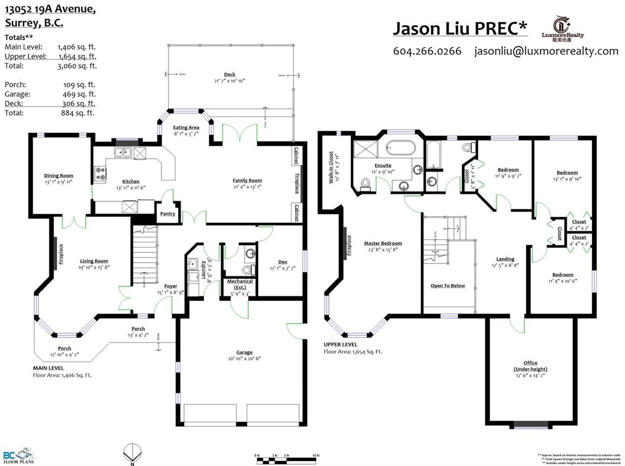Detached at 13052 19A AVENUE, South Surrey White Rock, British Columbia. Image 2