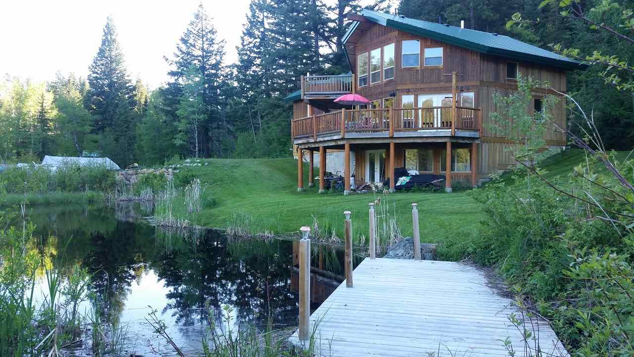 Detached at 6200 TYAUGHTON LAKE ROAD, Out of Town, British Columbia. Image 1