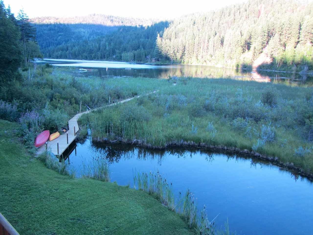 Detached at 6200 TYAUGHTON LAKE ROAD, Out of Town, British Columbia. Image 2
