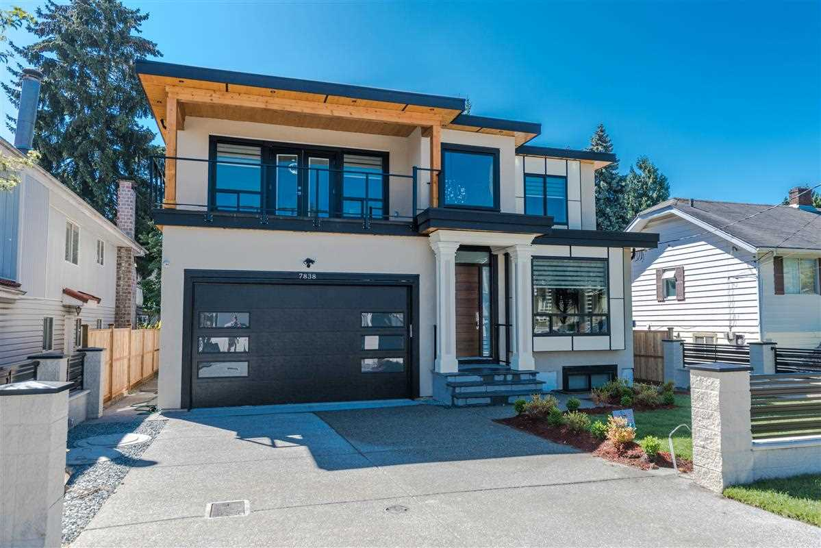 Detached at 7838 16TH AVENUE, Burnaby East, British Columbia. Image 1